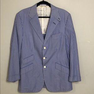 Polo Ralph Lauren blazer purple tag
